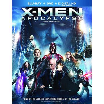 X-Men: Apocalypse - Blu-ray
