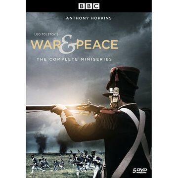 War & Peace: The Complete Miniseries (1972) - DVD