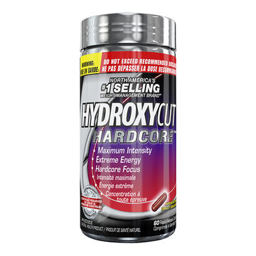 Hydroxycut Hardcore - 60's