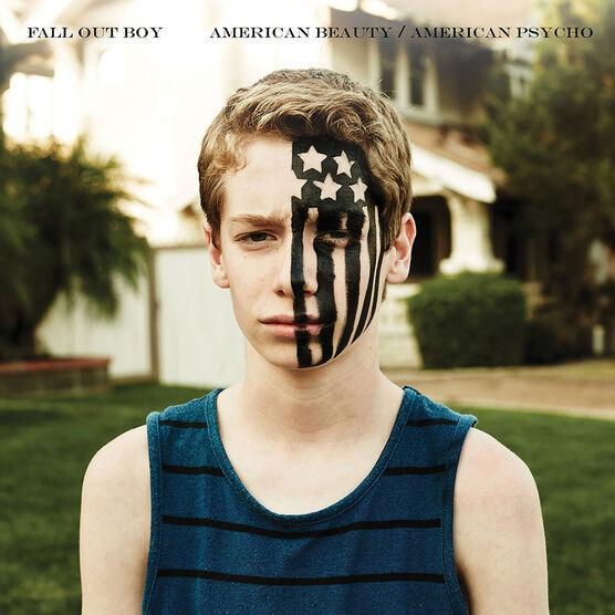 Fall Out Boy - American Beauty/American Psycho - Vinyl