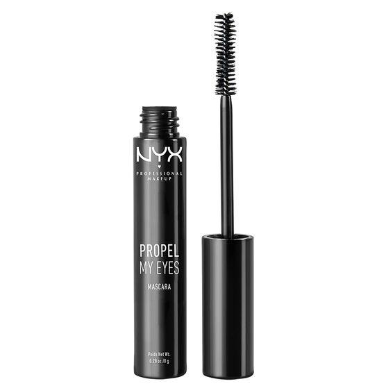NYX Professional Makeup Propel My Eyes Mascara - Black