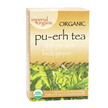 Uncle Lee's Imperial Organic Tea - Pu-Erh Tea - 18's