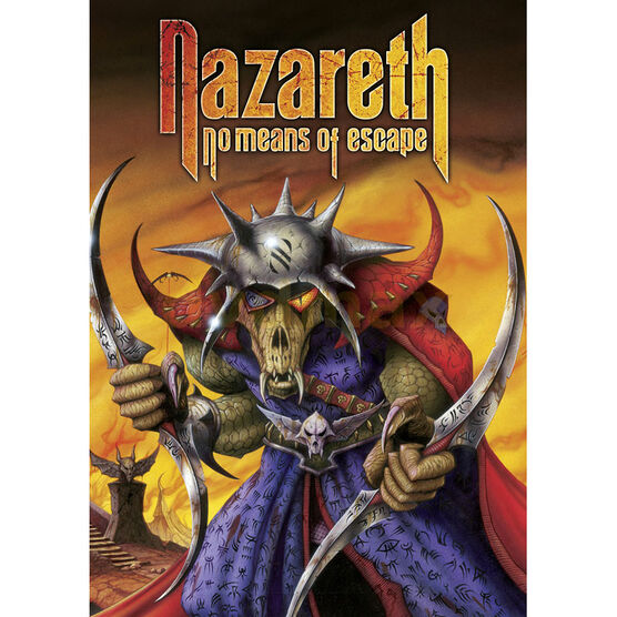 Nazareth: No Means of Escape - DVD