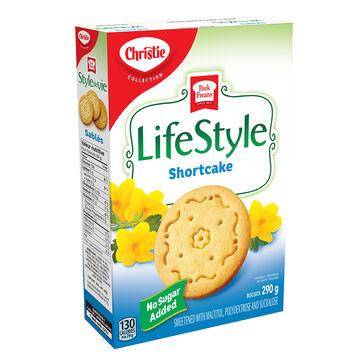 Peek Freans LifeStyle Shortcake Cookies - 290g