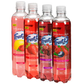 Sparkling Fruit2O - Mixed Berry - 502mL