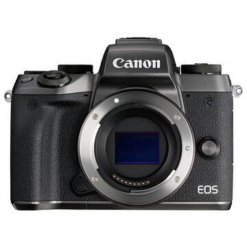 PRE-ORDER: Canon EOS M5 Body - Black - 1279C001