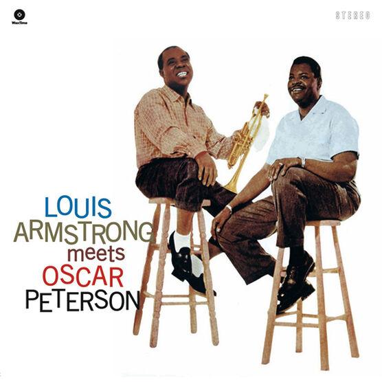 Louis Armstrong Meets Oscar Peterson - Vinyl