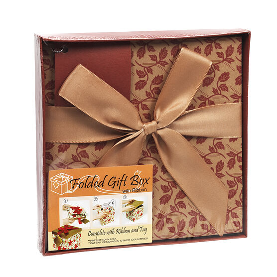 LD Ribbon Gift Box - Medium