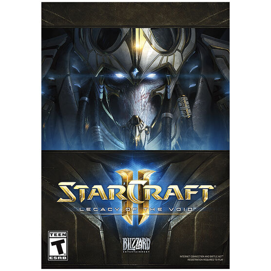 PC Starcraft II: Legacy of the Void - Collector's Edition