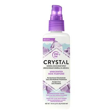 Crystal Spray Body Deodorant - 100ml