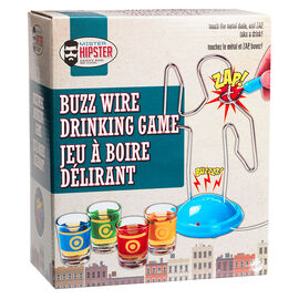 Mister Hipster Buzz Wire Drinking Game