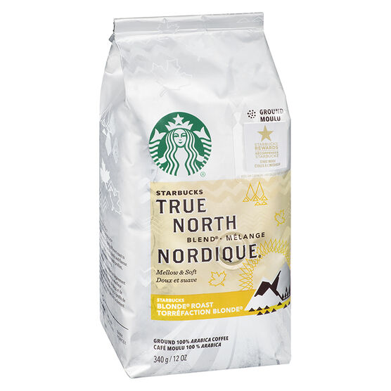 Starbucks Ground Coffee - Veranda Blend - 340g