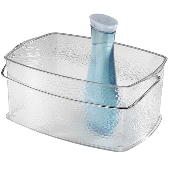 InterDesign Rain Basket - Clear - Medium