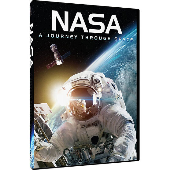 NASA: A Journey Through Space - DVD