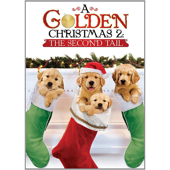 A Golden Christmas 2: The Second Tail - DVD