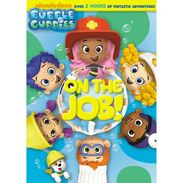 Bubble Guppies: When We Grow Up - DVD