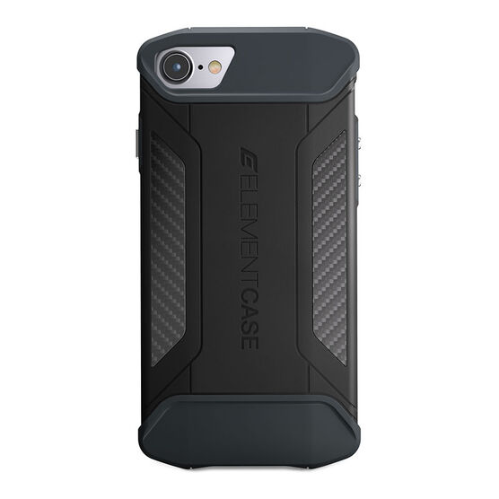 STM Element Case CFX for iPhone 7 - Black - EMT322131DZ01