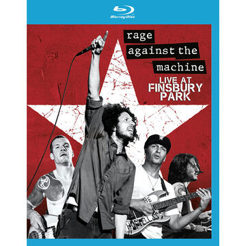 Rage Against the Machine: Live at Finsbury Park - Blu-ray