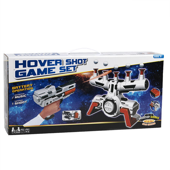 Hovwer Shot Game Set