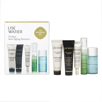 Lise Watier Age Control Supreme Discovery Set 2016