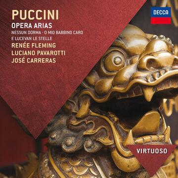 Various Artists - Virtuoso Series: Puccini Opera Arias - CD