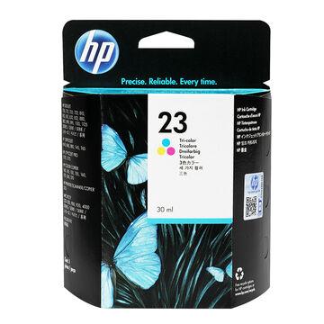HP 23 720/722/890 Ink Cartridge - Tri-Colour - C1823DC