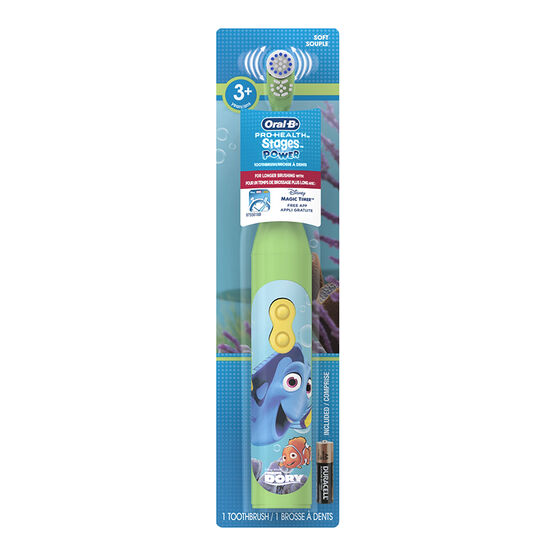 Oral-B PRO-Health Stages Power Battery Operated Toothbrush - Dory