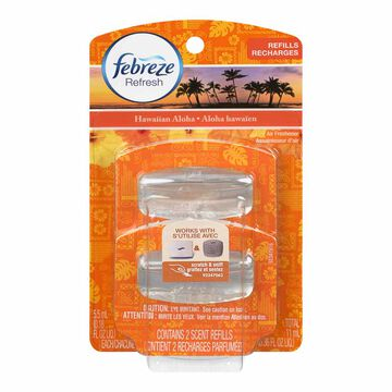 Febreze Set & Refresh Refill - Hawaiian Aloha - 11ml