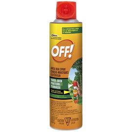 Off Area Bug Spray
