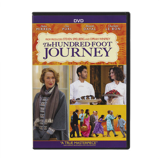 The Hundred-Foot Journey - DVD