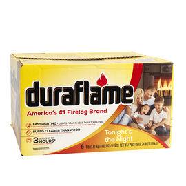 Duraflame Firelogs - 6 pack