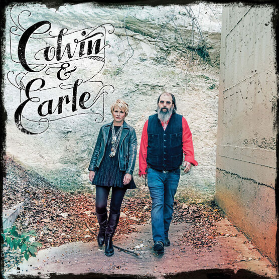 Shawn Colvin and Steve Earle - Colvin and Earle - CD