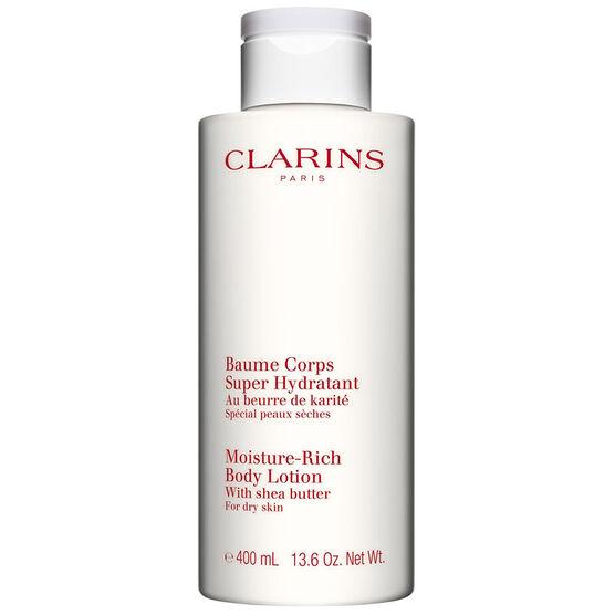 Clarins Moisture Rich Body Lotion - 400ml