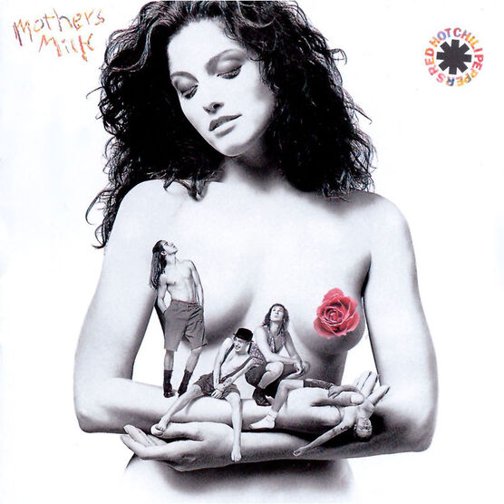 Red Hot Chili Peppers - Mothers Milk (Limited Edition) - 180g Vinyl