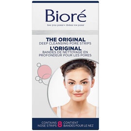 Bioré Deep Cleansing Pore Strips - 8's
