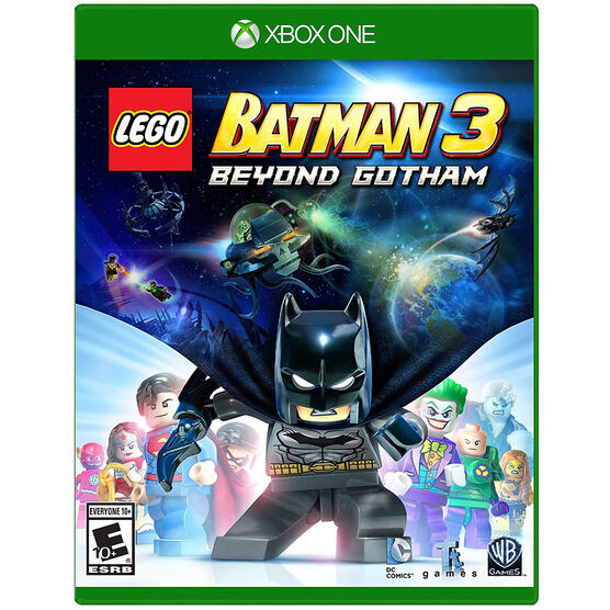 Xbox One Lego: Batman 3 - Beyond Gotham