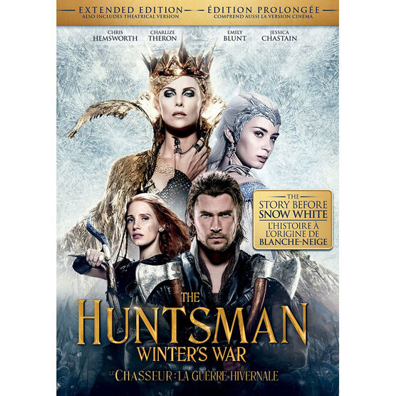The Huntsman: Winter's War - DVD