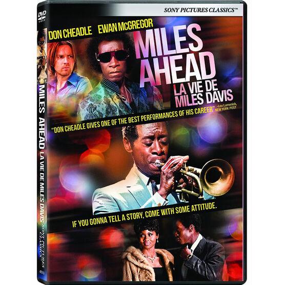 Miles Ahead - DVD