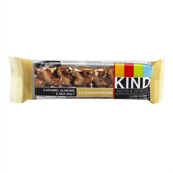 Kind Bar - Caramel Almond & Sea Salt - 40g