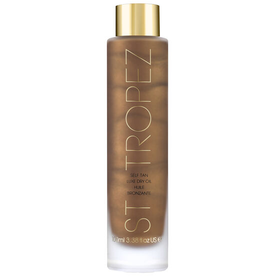 St. Tropez Self Tan Luxe Dry Oil - 100ml