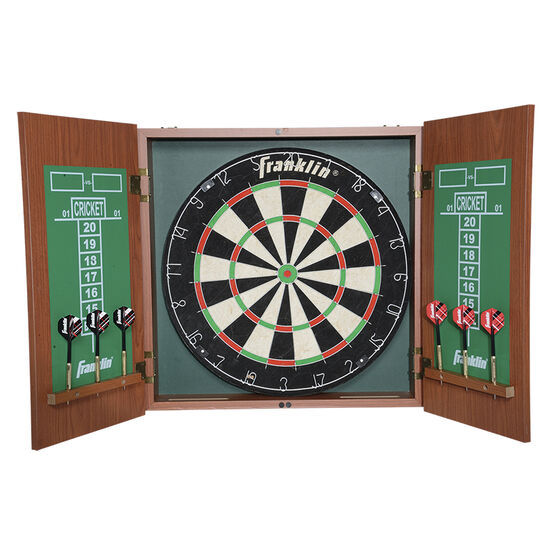 Franklin Deluxe Bristle Dart Board