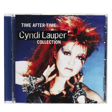 Time After Time - The Best of Cyndi Lauper - CD