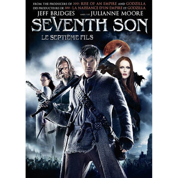 Seventh Son - DVD