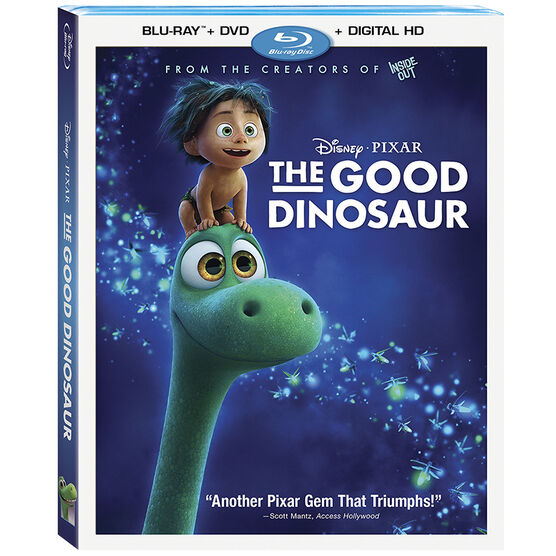 The Good Dinosaur - Blu-ray + DVD