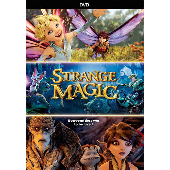 Strange Magic - DVD