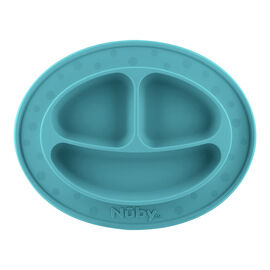 Nuby Sure Grip Silicone Section Mat Plate