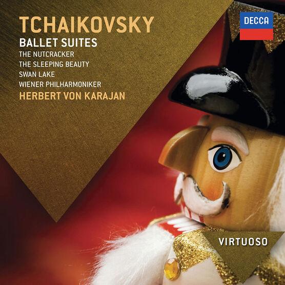 Herbert Von Karajan - Tchaikovsky: Ballet Suites - CD