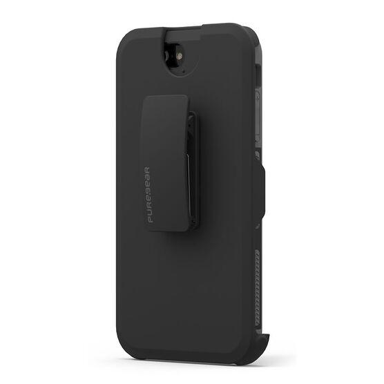 PureGear DualTek Extreme for iPhone 7 - Matte Black - PG61603PG