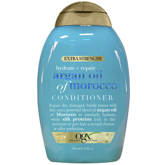 OGX Argan Oil Extra Strength Conditioner - 385ml