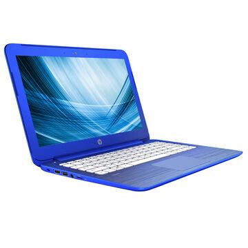 HP Stream 13-c110ca Notebook - Blue - P4B15UA#ABL